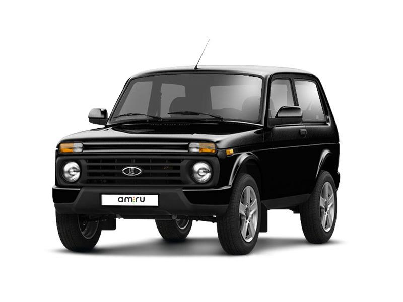 Новый авто ВАЗ (Lada) 4x4, черный , 2017 года выпуска, цена 532 800 руб. в автосалоне Симбирск-Лада (Ульяновск, пр-кт Созидателей, д. 27)