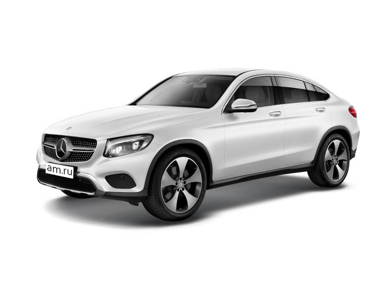 Новый авто Mercedes-Benz GLC-Класс, белый бриллиант, 2016 года выпуска, цена 3 400 000 руб. в автосалоне МБ-Орловка (Набережные Челны, тракт Мензелинский, д. 24)