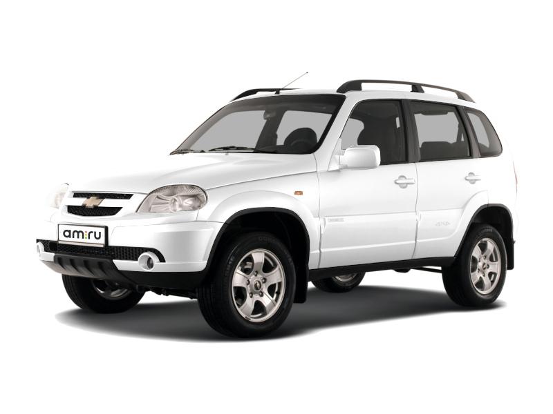 Новый авто Chevrolet Niva, белый , 2017 года выпуска, цена 698 990 руб. в автосалоне  ()