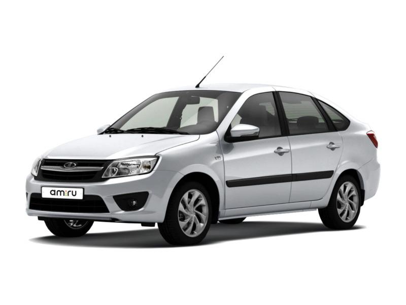 Новый авто ВАЗ (Lada) Granta, белый , 2017 года выпуска, цена 440 600 руб. в автосалоне РУМОС Lada (Тверь, автодорога Москва — Санкт-Петербург, 165 км)