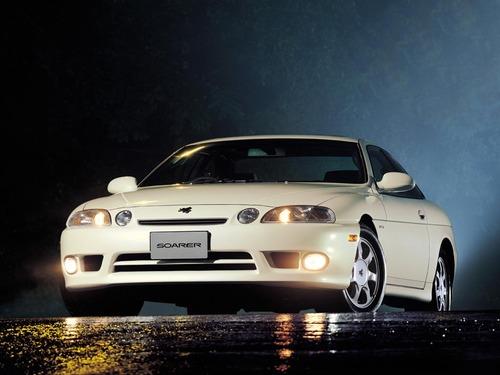 Фото автомобиля Toyota Soarer Z30 [рестайлинг], ракурс: 45