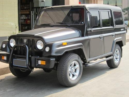 Фото автомобиля Beijing BJ 2020 1 поколение, ракурс: 45