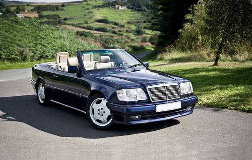 Фото автомобиля Mercedes-Benz E-Класс W124 [2-й рестайлинг], ракурс: 315