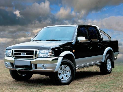 Фото автомобиля Ford Ranger 2 поколение, ракурс: 45