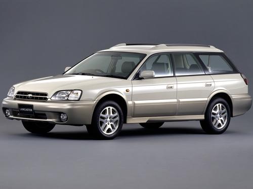 Фото автомобиля Subaru Outback 2 поколение, ракурс: 45