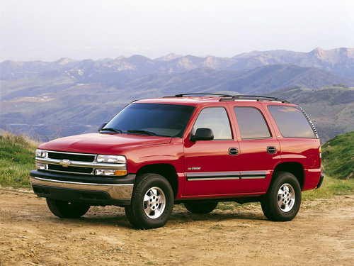 Фото автомобиля Chevrolet Tahoe GMT800, ракурс: 45