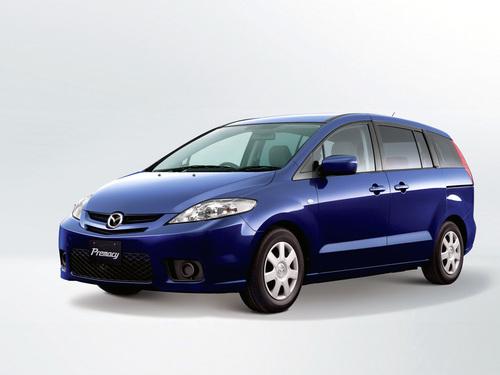 Фото автомобиля Mazda Premacy CR, ракурс: 45