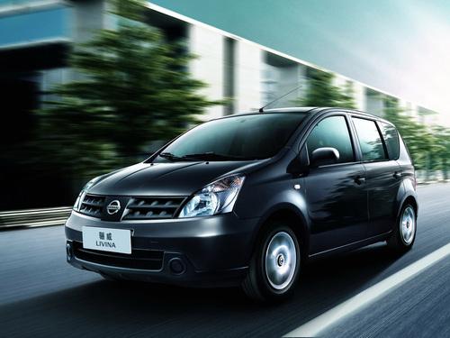 Фото автомобиля Nissan Livina 1 поколение, ракурс: 45