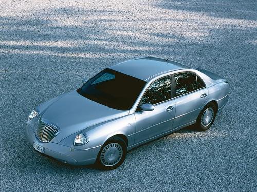 Фото автомобиля Lancia Thesis 1 поколение, ракурс: 45