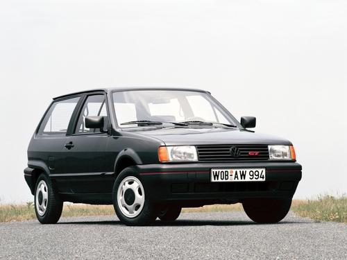 Фото автомобиля Volkswagen Polo 2 поколение [рестайлинг], ракурс: 45