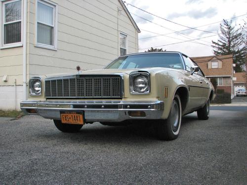 Фото автомобиля Chevrolet Chevelle 3 поколение [2-й рестайлинг], ракурс: 45
