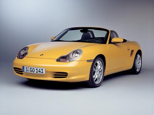 Фото автомобиля Porsche Boxster 986 [рестайлинг], ракурс: 315