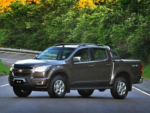 Фото автомобиля Chevrolet Colorado 2 поколение, ракурс: 45