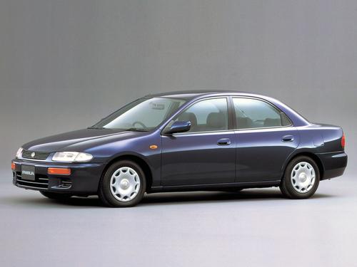 Фото автомобиля Mazda Familia BH, ракурс: 45