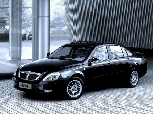 Фото автомобиля Brilliance BS6 1 поколение, ракурс: 45