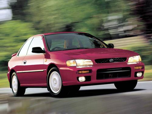 Фото автомобиля Subaru Impreza 1 поколение [рестайлинг], ракурс: 315