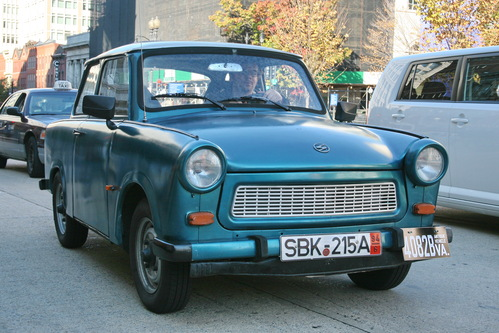 Фото автомобиля Trabant P 601 1 поколение, ракурс: 45