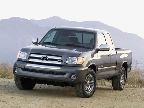 Фото автомобиля Toyota Tundra 1 поколение [рестайлинг], ракурс: 45