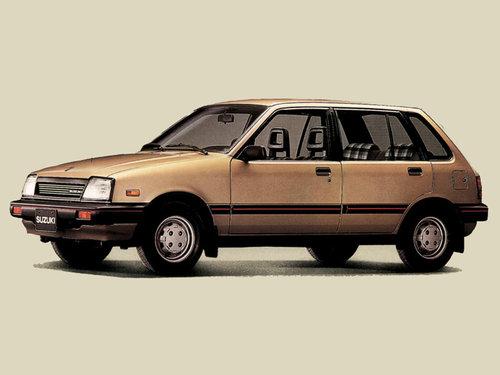Фото автомобиля Suzuki Swift 1 поколение, ракурс: 45