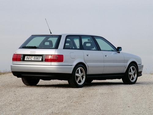 Фото автомобиля Audi S2 8C/B4, ракурс: 225