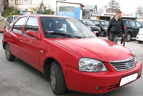 Фото автомобиля Jiangnan Chuanqi 1 поколение, ракурс: 45