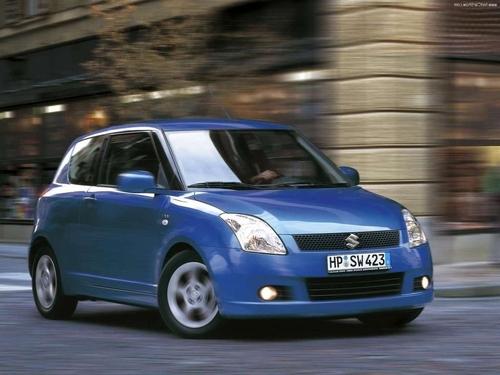 Фото автомобиля Suzuki Swift 3 поколение, ракурс: 315