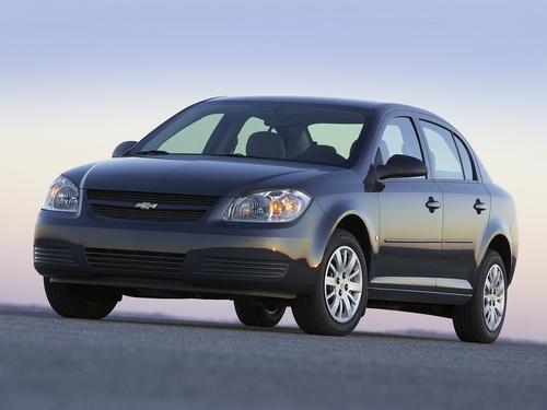 Фото автомобиля Chevrolet Cobalt 1 поколение, ракурс: 45