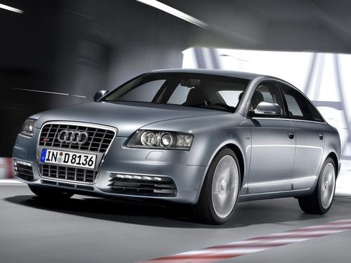 Фото автомобиля Audi S6 C6 [рестайлинг], ракурс: 45