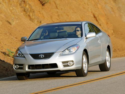 Фото автомобиля Toyota Camry Solara XV30 [рестайлинг], ракурс: 45
