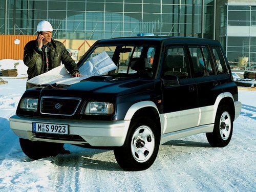Фото автомобиля Suzuki Vitara ET,TA, ракурс: 45