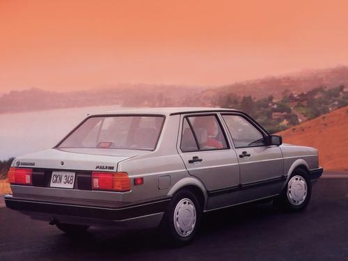 Фото автомобиля Volkswagen Fox 1 поколение, ракурс: 225