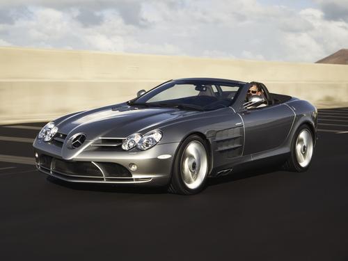 Фото автомобиля Mercedes-Benz SLR-Класс C199, ракурс: 45