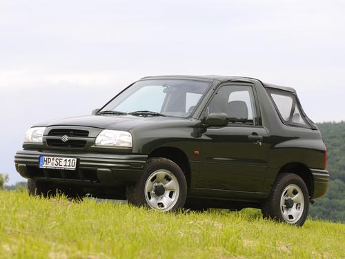 Фото автомобиля Suzuki Grand Vitara 1 поколение, ракурс: 45
