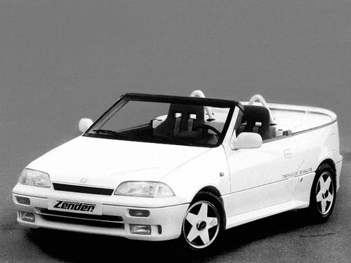 Фото автомобиля Suzuki Swift 2 поколение, ракурс: 45