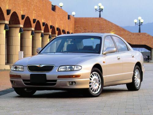 Фото автомобиля Mazda Xedos 9 1 поколение, ракурс: 45
