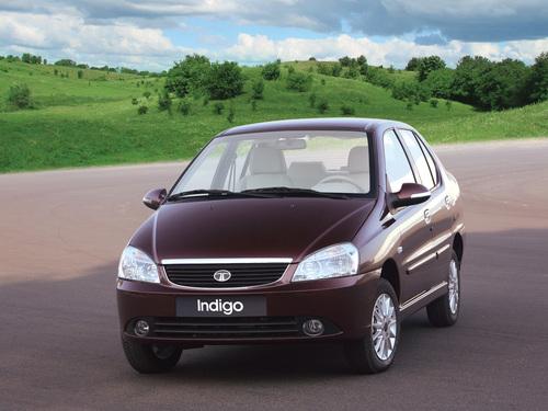 Фото автомобиля Tata Indigo 1 поколение, ракурс: 45