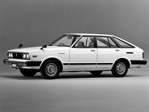 Фото автомобиля Nissan Violet A11 [рестайлинг], ракурс: 45