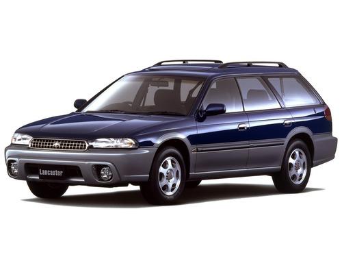 Фото автомобиля Subaru Outback 1 поколение, ракурс: 45