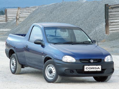 Фото автомобиля Opel Corsa B [рестайлинг], ракурс: 315