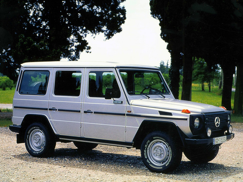 Фото автомобиля Mercedes-Benz G-Класс W461, ракурс: 315