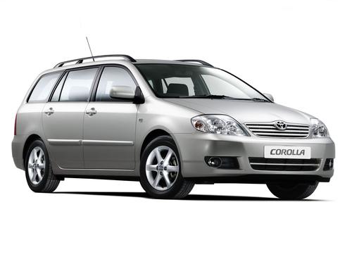 Фото автомобиля Toyota Corolla E130 [рестайлинг], ракурс: 315