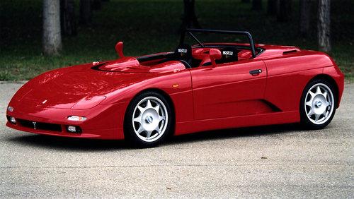Фото автомобиля De Tomaso Guara 1 поколение, ракурс: 45