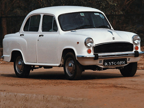 Фото автомобиля Hindustan Ambassador 2 поколение, ракурс: 315