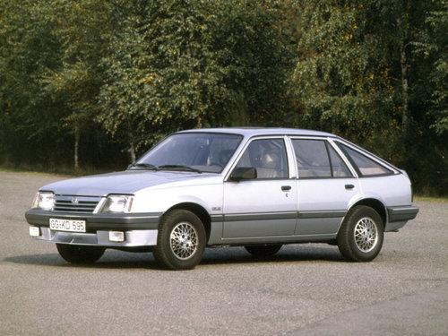 Фото автомобиля Opel Ascona 3 поколение [2-й рестайлинг], ракурс: 45