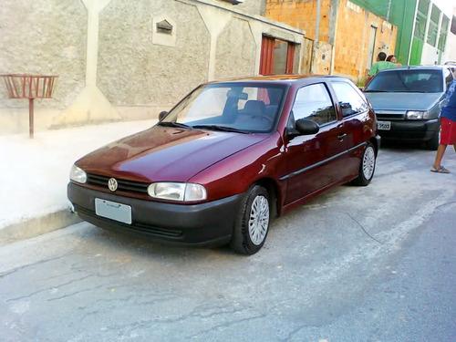 Фото автомобиля Volkswagen Gol G2, ракурс: 45