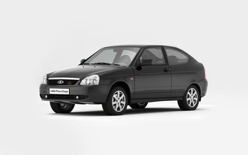 Фото автомобиля ВАЗ (Lada) Priora 1 поколение, ракурс: 45