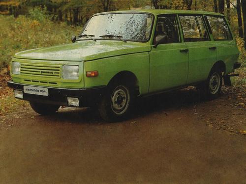 Фото автомобиля Wartburg 353 1 поколение, ракурс: 315