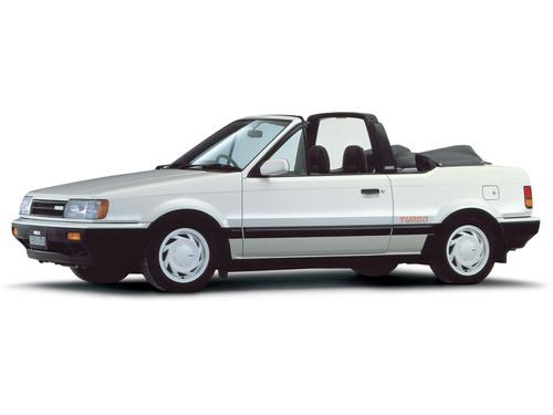Фото автомобиля Mazda Familia BF, ракурс: 45