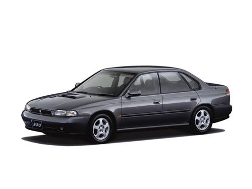 Фото автомобиля Subaru Legacy 2 поколение, ракурс: 45