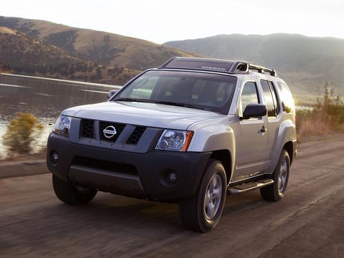 Фото автомобиля Nissan Xterra ТN50, ракурс: 45